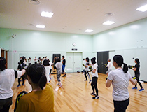福岡市立南体育館